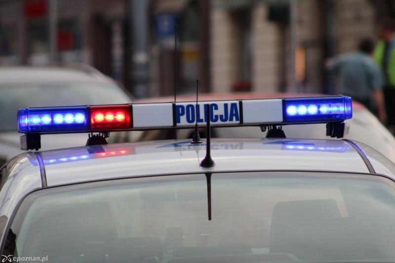 Nieuzbrojona policja