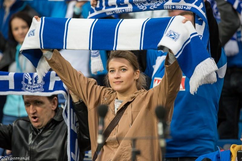 Kibice na meczu Lech - Jagiellonia  Odnajdź siebie na zdjęciach