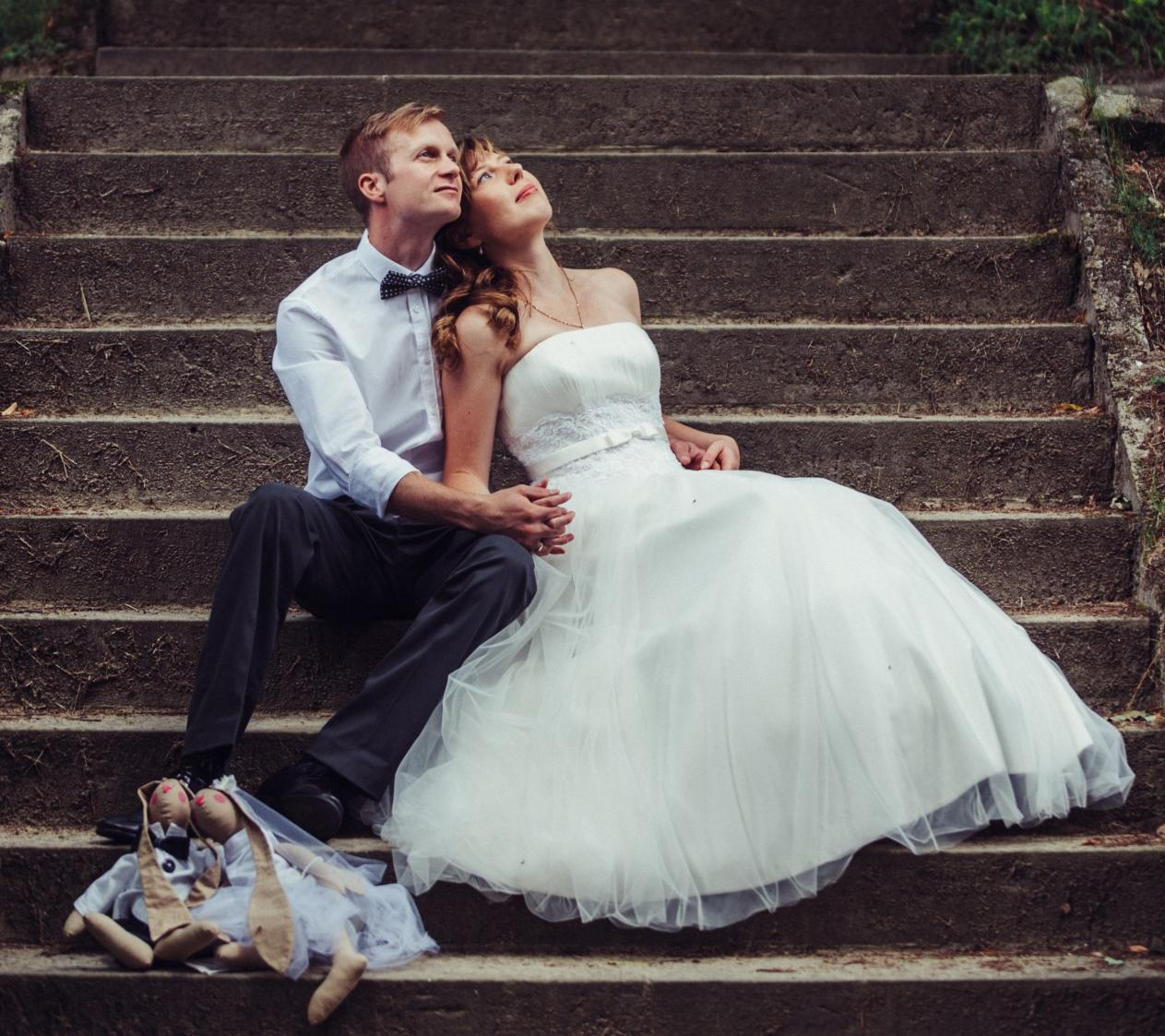Ślub po dwóch tygodniach randek