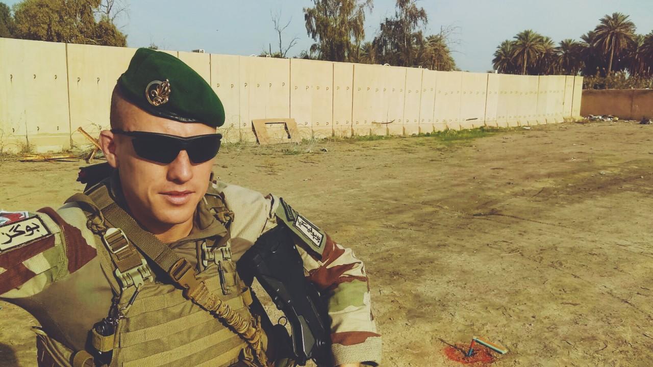 randki z Irakiem