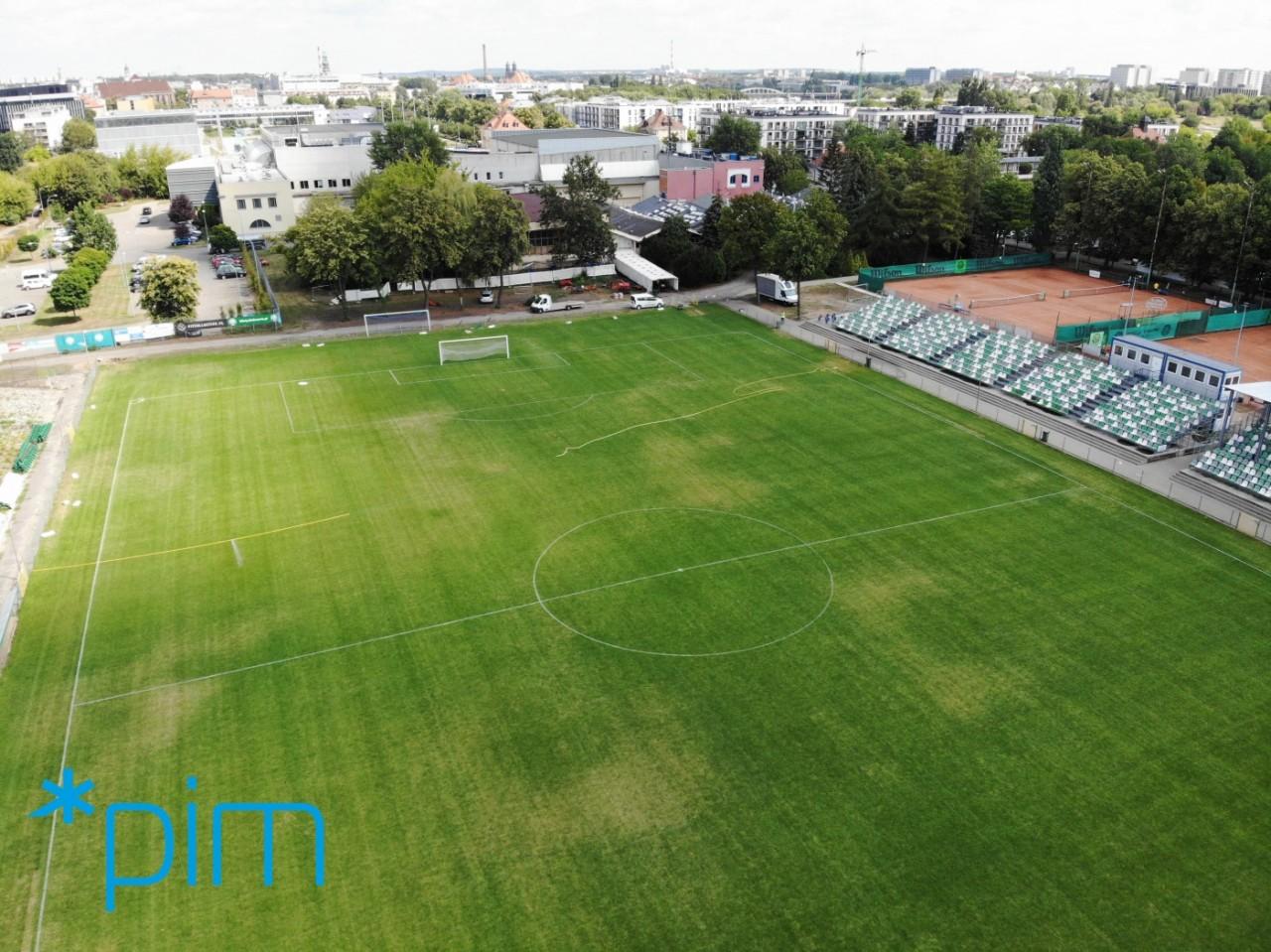 Na Stadionie Warty Poznań Powstanie Sztuczne Oświetlenie